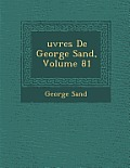 Uvres de George Sand, Volume 81
