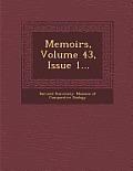 Memoirs, Volume 43, Issue 1...
