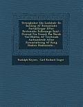 Strengleikar Eda Liodabok: En Samling AF Romantiske Fortaellinger Efter Bretoniske Folkesange (Lais): Oversat Fra Fransk Paa Norsk Ved Midten AF