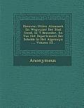 Nieuwen Utilen Almanach En Wegwyzer Der Stad Gend, in 't Bezonder, En Van Het Departement Der Schelde in Het Algemeyn ..., Volume 23...