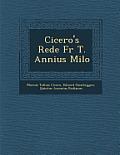 Cicero's Rede Fur T. Annius Milo