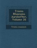 Troms Museums Aarshefter, Volume 26