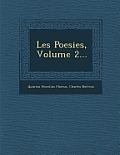 Les Poesies, Volume 2...