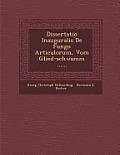 Dissertatio Inauguralis de Fungo Articulorum, Vom Glied-Schwamm ......