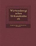 Wirtembergisches Urkundenbuch