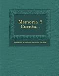 Memoria y Cuenta...