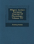 Pfl Gers Archiv: European Journal of Physiology, Volume 117
