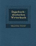 Dajacksch-Deutsches W Rterbuch
