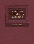 Archives G N Rales de M Decine