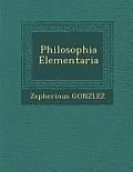 Philosophia Elementaria