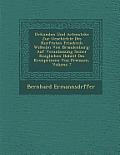 Urkunden Und Actenst Cke Zur Geschichte Des Kurf Rsten Friedrich Wilhelm Von Brandenburg: Auf Veranlassung Seiner K Niglichen Hoheit Des Kronprinzen V