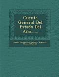 Cuenta General del Estado del Ano......
