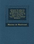Dictionnaire Des Abbayes Et Monastleres, Ou Histoire Des Etablissements Religieux Erig Es En Tout Temps Et En Tout Lieux a la Destination Des Regulier