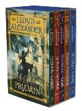 The Chronicles of Prydain Boxed Set (Chronicles of Prydain) Cover