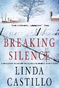 Breaking Silence (Kate Burkholder) Cover
