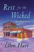 Rest for the Wicked (Jane Lawless Mysteries) Cover