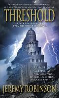 Threshold (Jack Sigler Thriller) Cover