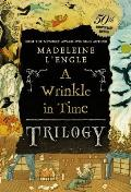 A Wrinkle in Time Trilogy Cover