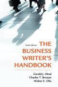 The Business Writer's Handbook (Business Writer's Handbook)