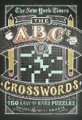 The New York Times ABCs of Crosswords: 200 Easy to Hard Puzzles Cover