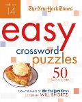NYT Easy Xword Puzzles Vol. 14