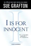 Kinsey Millhone Alphabet Mysteries #9: I Is for Innocent Cover