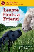 Lenore Finds a Friend (My Readers Level 2): A True Story from Bedlam Farm (My Readers)