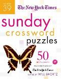 New York Times Sunday Crossword Puzzles #39: The New York Times Sunday Crossword Puzzles: 50 Sunday Puzzles from the Pages of the New York Times