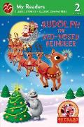 Rudolph the Red-Nosed Reindeer My Reader (My Reader, Level 2) (My Readers)