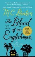 Agatha Raisin Mysteries #25: The Blood of an Englishman: An Agatha Raisin Mystery