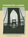 Introductory Algebra Custom Edition for Portland Community College 5th Edition PCC