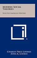 Modern Social Theories: Selected American Writers