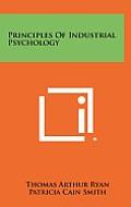 Principles of Industrial Psychology