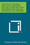 The Effect of Iron and Its Compounds on the Color and the Properties of Ceramic Materials and Engobes