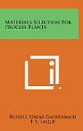 Materials Selection for Process Plants