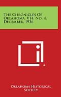 The Chronicles of Oklahoma, V14, No. 4, December, 1936