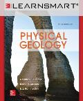 Learnsmart Standalone Access Card for Physical Geology