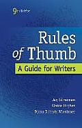 Rules of Thumb W/ Connect Composition Essentials 3.0 Access Card