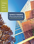 Financial & Managerial Accounting with Connect Access Card