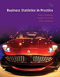 Business Statistics in Practice with Connect