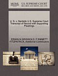U. S. V. Nardello U.S. Supreme Court Transcript of Record with Supporting Pleadings