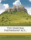 Uniform Partnership Act... (12 Edition)