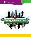 College Accounting Chapters 1 9