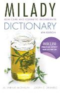 Skin Care & Cosmetic Ingredients Dictionary