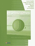 Astronomy: Telecourse Study Guide for Horizons (13TH 14 Edition)
