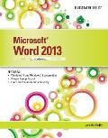Microsoft Word 2013: Illustrated Introductory (What's New for Applications?)