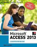Microsoft Access 2013 Comprehensive