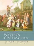 Western Civilization (9TH 15 Edition)