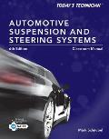 Auto. Suspension... Syst. -class. and Shop. Man (6TH 15 Edition)