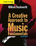 A Creative Approach to Music Fundamentals [With Charts]